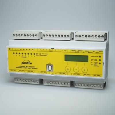 Sicherheits-Lichtschranken