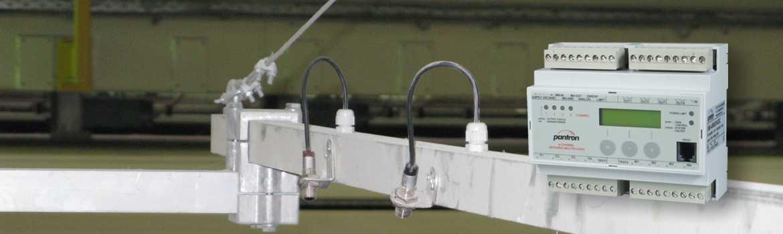 Abbildung Förderband mit Lichtschranke