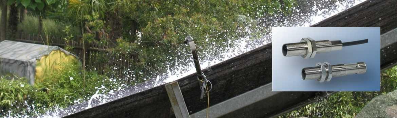 Anwendung Wildwasserbahn mit Lichtschranke
